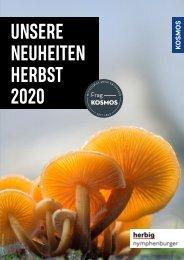 KOSMOS Unsere Neuheiten Herbst 2020