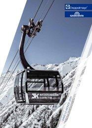 Doppelmayr/Garaventa Brochure Annuelle 2020