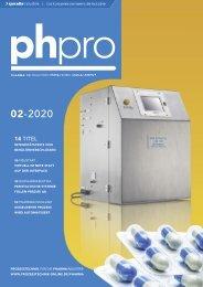 phpro – Prozesstechnik für die Pharmaindustrie 02.2020
