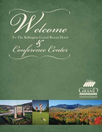 To The Killington Grand Resort Hotel