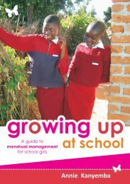 Growing girls a - EcoSanRes