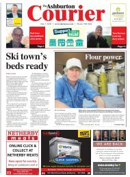Ashburton Courier: May 07, 2020