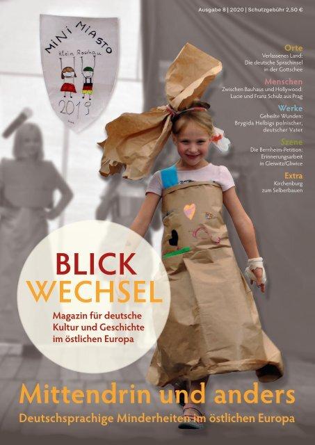 BLICKWECHSEL 2020