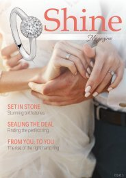 Shine Bridal Edition FINAL- Facets