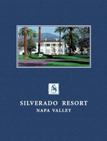 Dolce Silverado Resort Hotel Fact Sheet