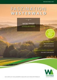 Faszination Westerwald 2020