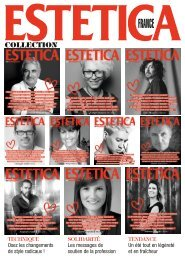 Estetica Magazine FRANCE (1/2020 COLLECTION)
