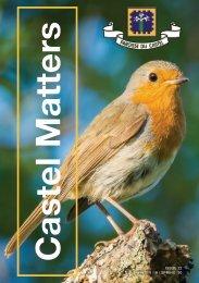 Castel Matters, Issue 22 - Winter 2019 / Spring 2020