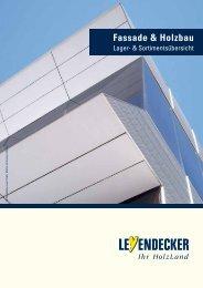 Leyendecker - Holzbau & Fassade