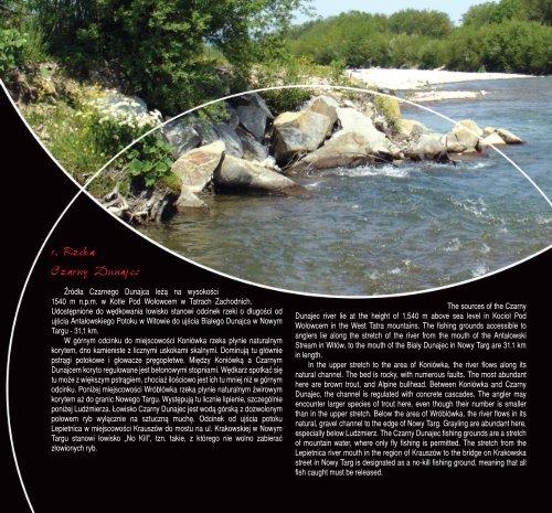 1. Rzeka Czarny Dunajec - ZSG Nr 2