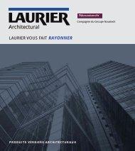 Cartable Architecte Laurier Architectural - Une compagnie du Groupe Novatech