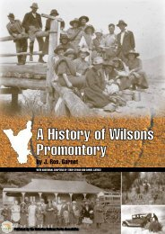 Download A History of Wilsons Promontory