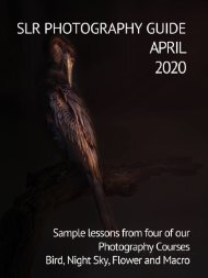 SLR Photography Guide - April Edition 2020