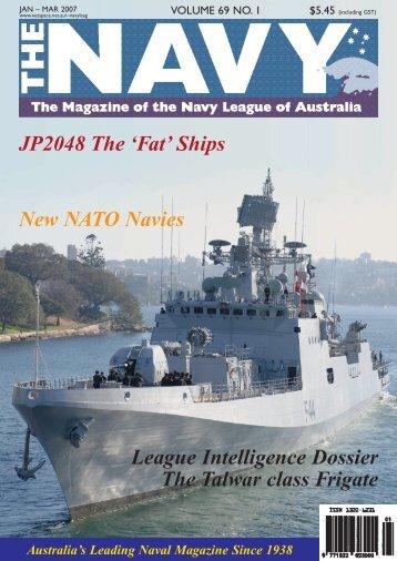 Fat - Navy League of Australia