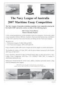 Fat - Navy League of Australia - Page 6