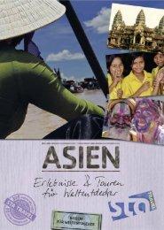 Katalog downloaden! - STA Travel