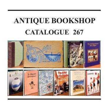 The Antique Bookshop & Curios