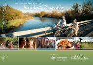melbourne - Goulburn River Valley Tourism