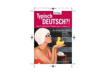 Typisch DEUTSCH?! - Cat Innovations