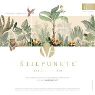 STILPUNKTE Lifestyle Guide Ausgabe 17 Hamburg/Sylt - Frühjahr/Sommer 2020