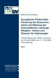 2.2 interreg ivb - DSSW