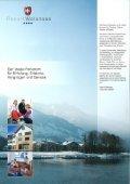Prospekt Winter - Resort Walensee - Page 2