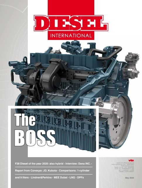 Diesel International 2020-05