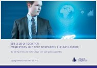 november 2015 - Club of Logistics