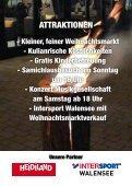 WEIHNACHTSMARKT 2012 - Resort Walensee - Page 2