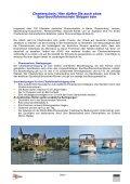 Charterschein - Wassertourismus in Deutschland - Seite 3