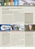 Einheimisch aber nur wenig bekannt: Das Schneehuhn - Alp Raguta - Seite 2