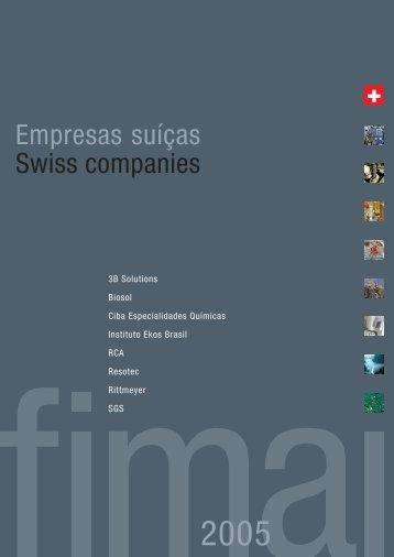 FIMAI 2005 - Swisscam