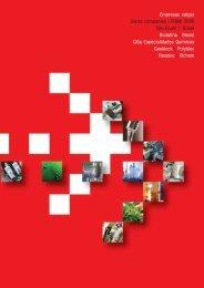 Empresas suíças Swiss companies   FIMAI 2006 São ... - Swisscam