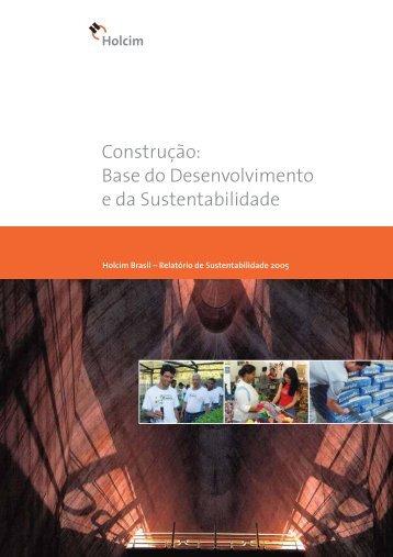 Construção: Base do Desenvolvimento e da ... - Justmeans