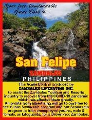 San Felipe-Guide Book