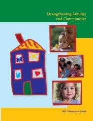 2011 Resource Guide - Child Welfare Information Gateway