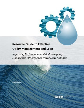 Resource Guide to Effective Utility Management and Lean - US ...