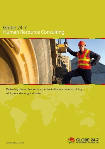 Globe 24-7 Human Resource Consulting