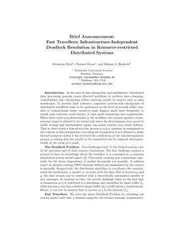 Paper PDF - Technische Universität Dresden