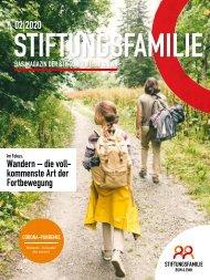 Stiftungsfamilie - Ausgabe 02/2020