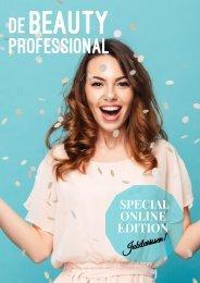 De Beauty Professional Special Online Edition