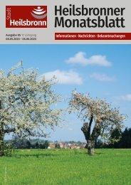 Monatsblatt Heilsbronn - Mai 2020