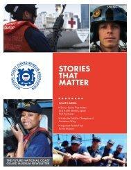 National Coast Guard Museum Association Newsletter (SPRING 2020)