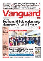 11052020-Southern, M-Belt Leaders raise alarm over Almajirai invasion