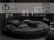 BEDS - Italy Dream Design inspiration catalogue