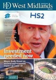 IoD West Midlands Spring 2020