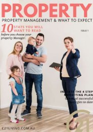 Property Management & What to Expect
