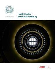 HealthCapital Berlin-Brandenburg - Netzwerk Gesundheitswirtschaft ...