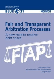 Fair and Transparent Arbitration Processes - FDCL
