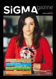 SiGMA Issue 6